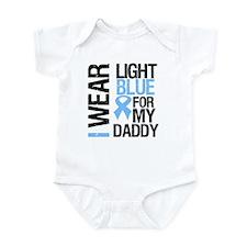 IWearLightBlue Daddy Infant Bodysuit