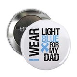 "IWearLightBlue Dad 2.25"" Button"