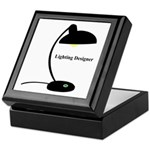 Lighting Designer 1 Keepsake Box