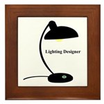 Lighting Designer 1 Framed Tile