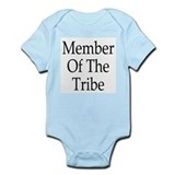 Member Of The Tribe Infant Creeper