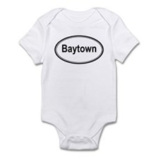 Baytown (oval) Infant Bodysuit