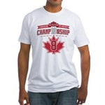 2010 Championship Fitted T-Shirt