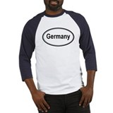 Germany (oval) Baseball Jersey