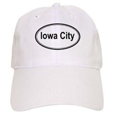 Iowa City (oval) Cap