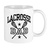 Lacrosse Dad Small Mug