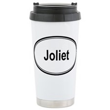 Joliet (oval) Ceramic Travel Mug