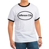 Jefferson City (oval) T
