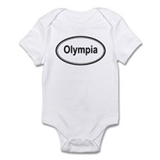 Olympia (oval) Infant Bodysuit