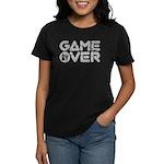 Game Over Women's Dark T-Shirt