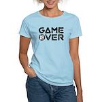 Game Over Women's Light T-Shirt