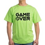 Game Over Green T-Shirt