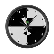 """Classic"" (m) Large Wall Clock"