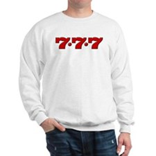 Slot Machine 777 Sweatshirt