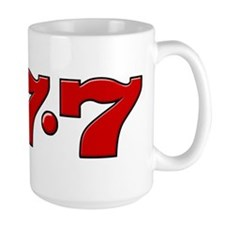 Slot Machine 777 Mug