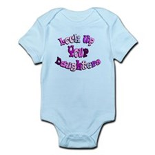 Lock Up Your Daughters Infant Bodysuit