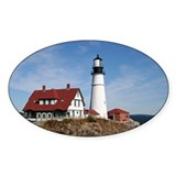 Portland Head Light Decal