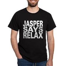 Jasper Says Relax T-Shirt