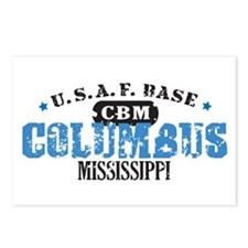 Columbus Air Force Base Postcards (Package of 8)