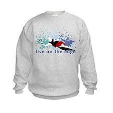 Slalom WaterSkier Sweatshirt