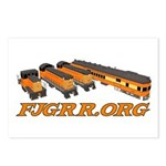 FJGRR.ORG Postcards (Package of 8)
