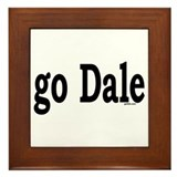 go Dale Framed Tile