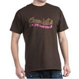 CHOCOLATE IS GIRL'S BEST FRIEND T-Shirt