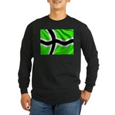 Vinland Flag Long Sleeve T-Shirt