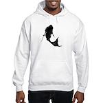 Rogue Mermaid: Hooded Sweatshirt