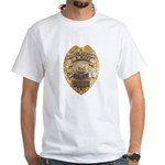 Master At Arms White T-Shirt