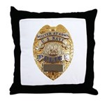 Master At Arms Throw Pillow