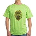 Master At Arms Green T-Shirt