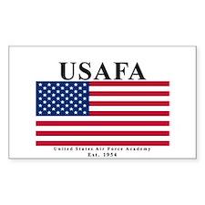 USAFA Ensign Rectangle Decal