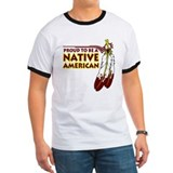 Proud To Be Native American T