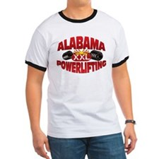 ALABAMA Powerlifting! T