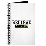 Believe (Steelers) Journal