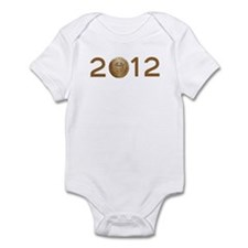 Mayan Calender 2012 Infant Bodysuit