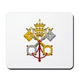 Cute Vatican Mousepad