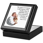 Married Love Keepsake Box