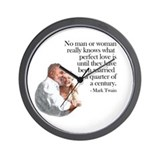 Married Love Wall Clock