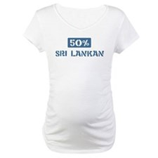 50 Percent Sri Lankan Shirt