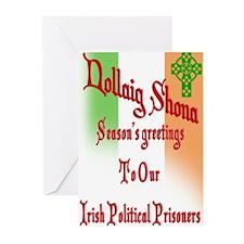 Nollaig Shona Season's Greeting (Pk of 10)