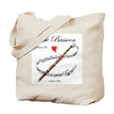 The Bassoon Tote Bag