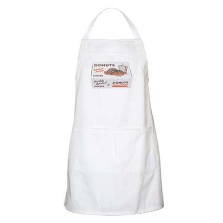 Some Donuts On Your BBQ Apron