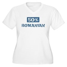 50 Percent Romanian T-Shirt