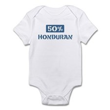 50 Percent Honduran Infant Bodysuit