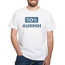 50 Percent Kurdish Shirt