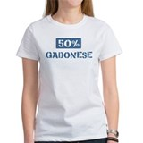 50 Percent Gabonese Tee