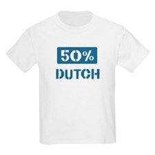 50 Percent Dutch T-Shirt