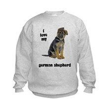 German Shepherd Love Sweatshirt